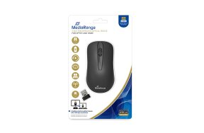 OPTICAL MOUSE 3-BUTTON MEDIA RANGE